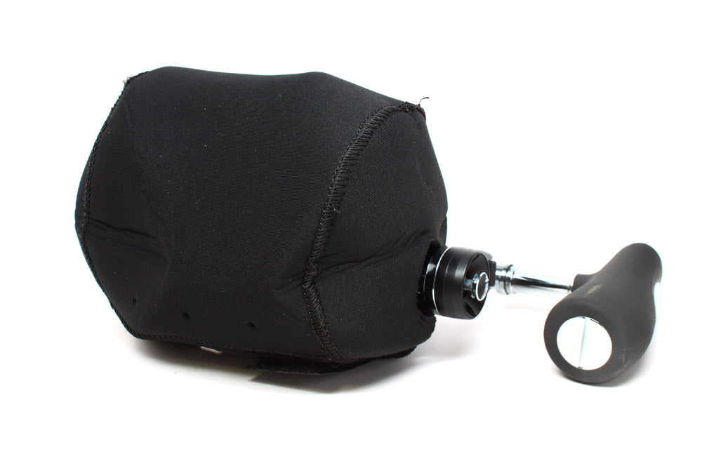 "Boone Reel Cover - Large Size, 30 to 30w lb. Class 5""x5"""