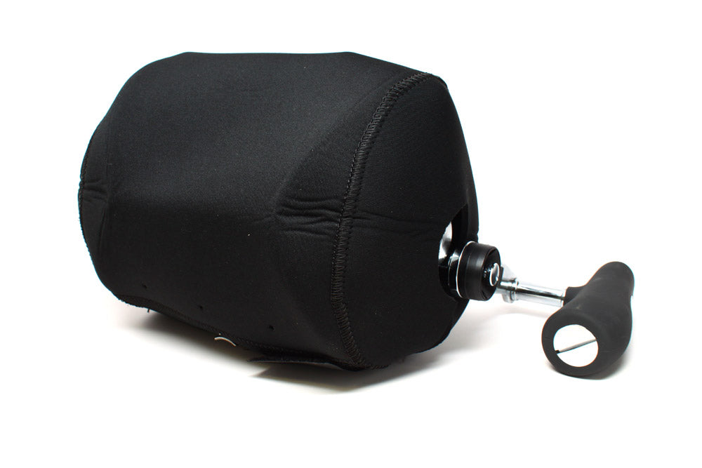 "Boone Reel Cover - Extra Extra Large Size, 80 to 130 lb. Class 6.5""x6.5"""