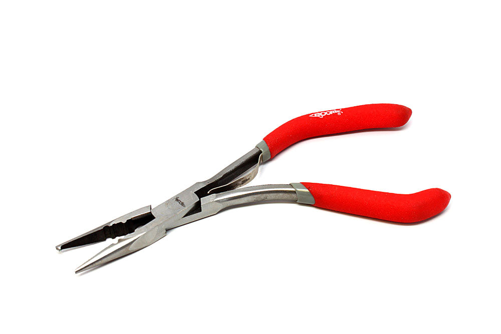"Boone 6"" Split Ring Pliers, Stainless Steel"