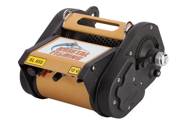 Kristal XL655 12 Volt Variable Speed Electric Reel