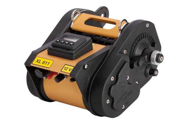 Kristal XL611D 12 Volt Variable Speed Electric Reel
