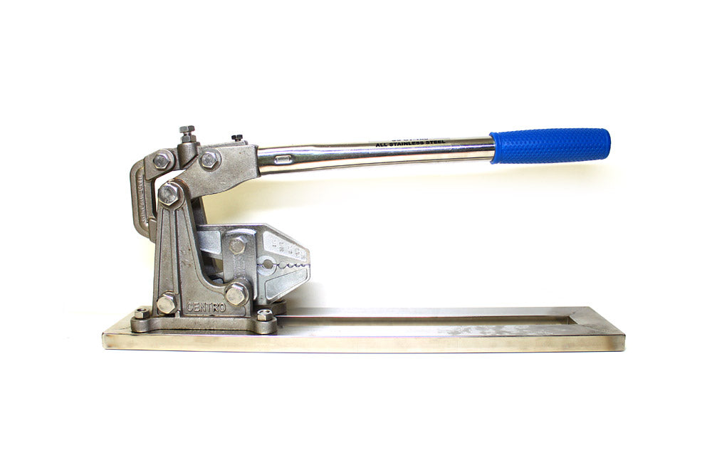 Hi-Liner Bench Crimper - Stainless