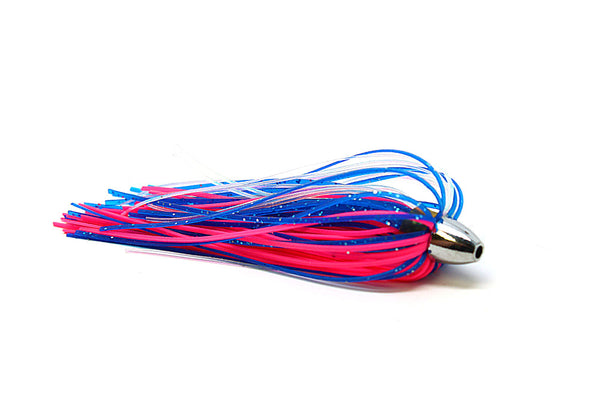 Dave Workman Duster, Blue/Pink/Mylar, 3 Pk.