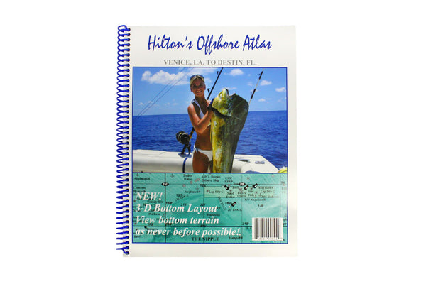Hilton's Offshore Atlas #4 - LA Delta to Destin, FL