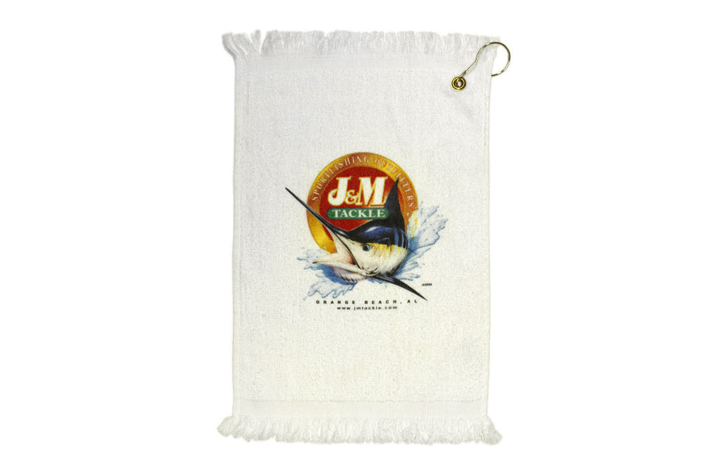 J&M Fish Towel