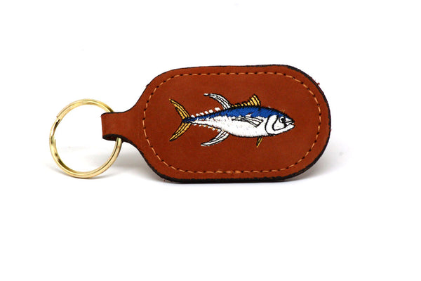 Zep-Pro - Key Chain Embroidered - Tuna