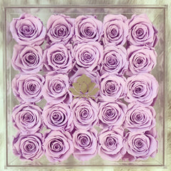 Acrylique Square - Lasts for Years - La Fleur Bouquets