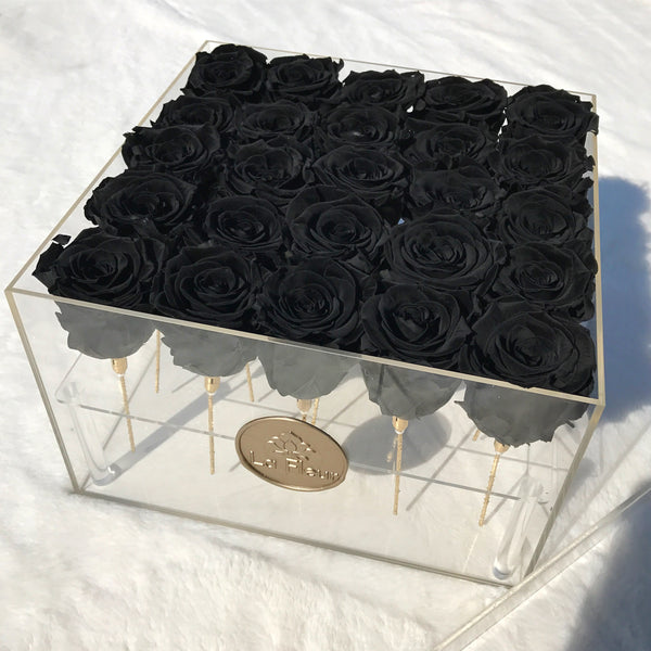 Acrylique Square - Lasts An Entire Year - La Fleur Bouquets
