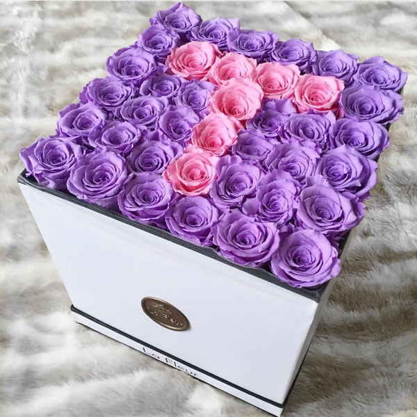Grande Square - Lasts for Years - La Fleur Bouquets