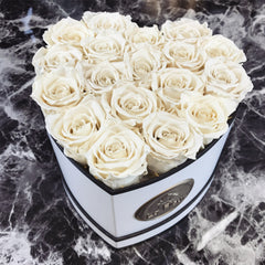 Petite Heart - Lasts for Years - La Fleur Bouquets