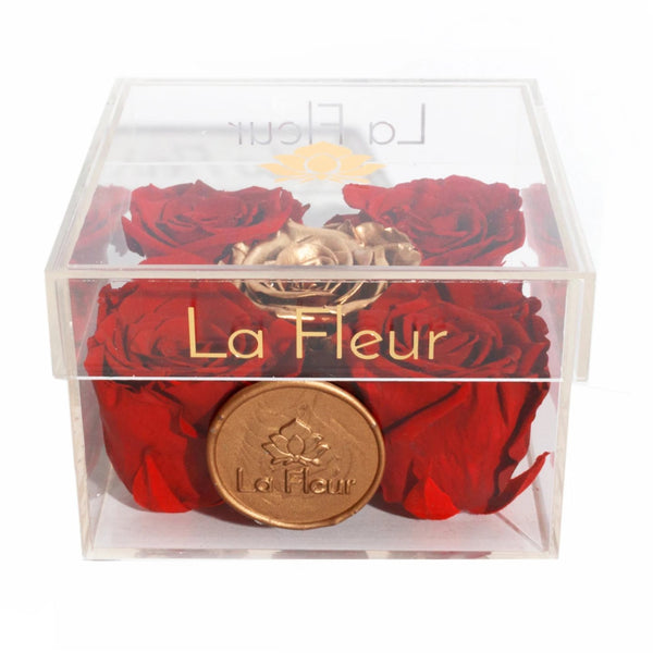 Super Petit Acrylique - Lasts for Years - La Fleur Bouquets