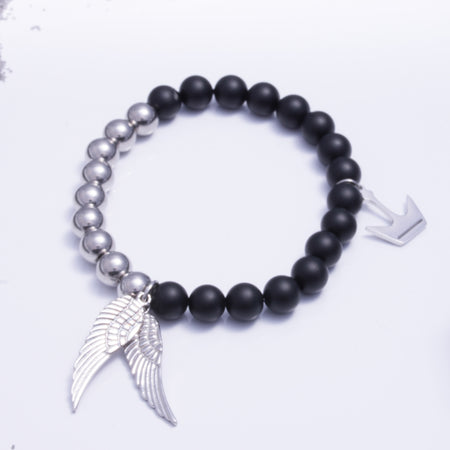 The Angel Wings Silver