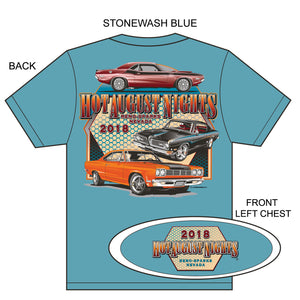 Mens 2018 Mopar T-Shirt (2 Colors)