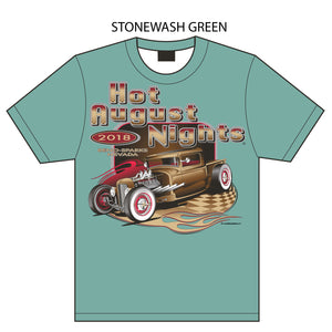 Mens 2018 Rat Rod T-Shirt (3 Colors)