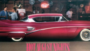 1992 Hot August Nights Event Poster