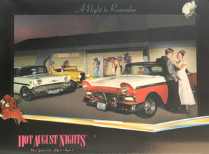 2004 Hot August Nights Event Poster