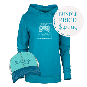 Blue Sweatshirt Bundle