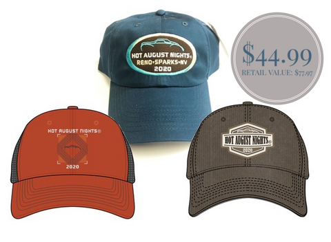 Bundle 1: 3 2020 Hats