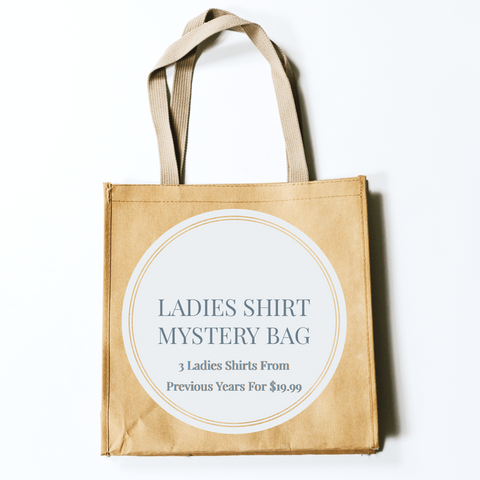 Bundle 4: Ladies Mystery Bag of 3 T-Shirts