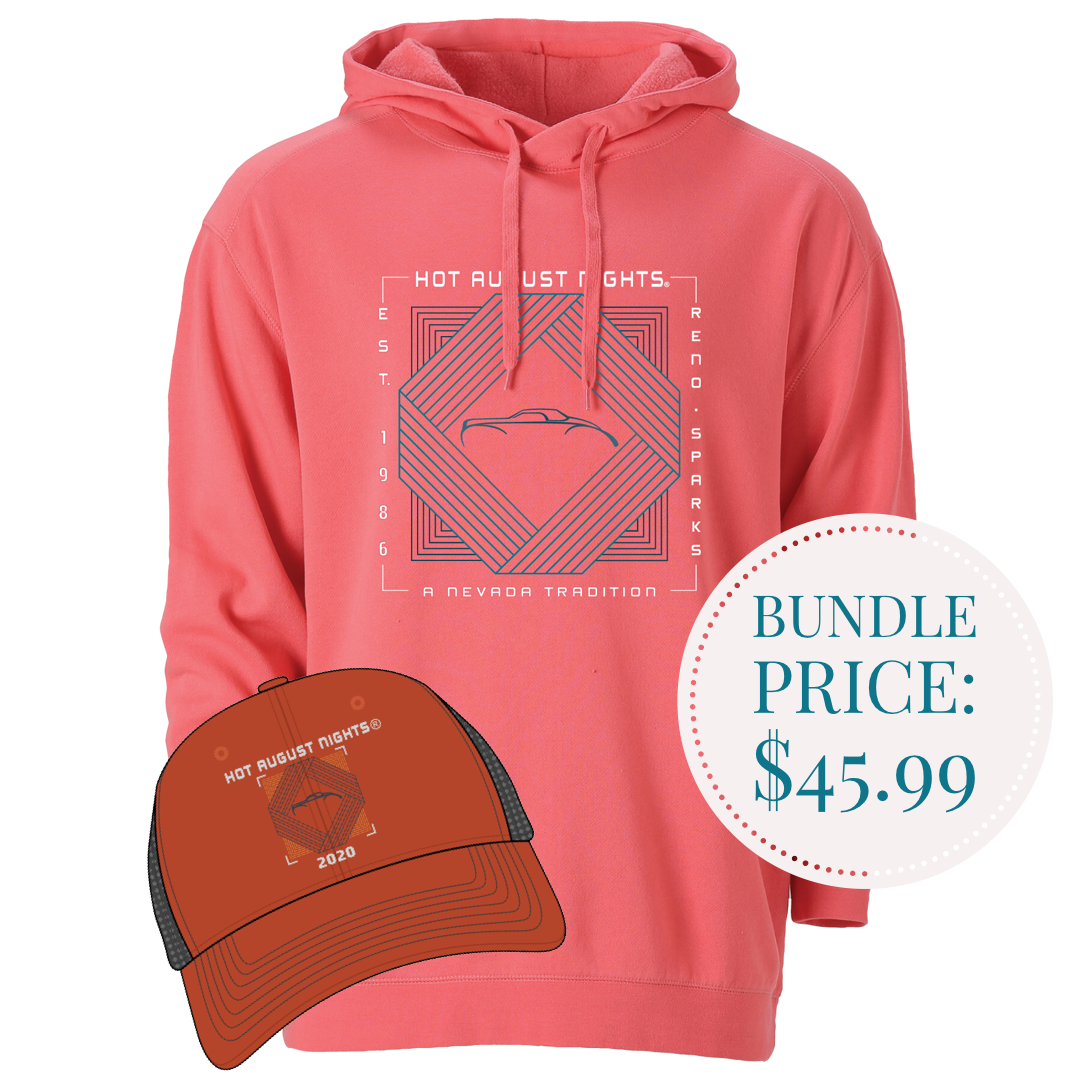 Grapefruit Pink Sweatshirt Bundle