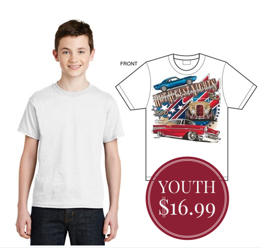 Presale: Youth Postponed Shirt