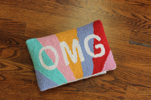 OMG Handmade Hook Pillow