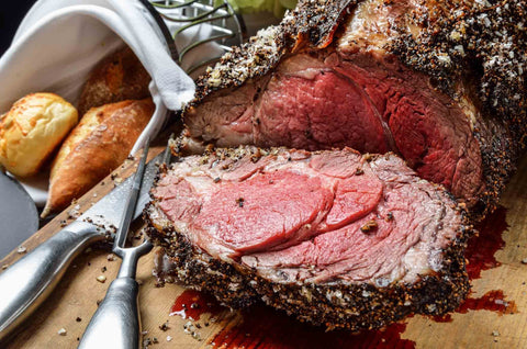 Bison Prime Rib Roast | Fresh