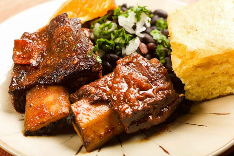 Bison Short Ribs, 3 lb | Fresh