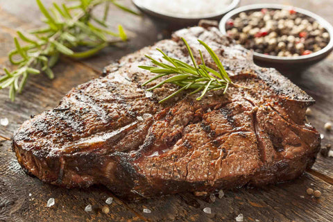 Bison Porterhouse Steak