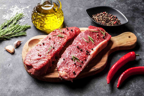 Bison New York Strip Steak  |  Subscription