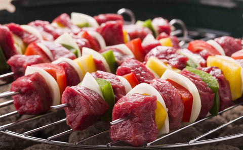Bison Steak Kabobs  |  Subscription