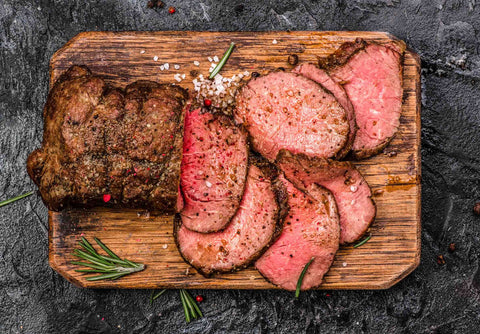 Bison Rolled Rump Roast  |  Subscription