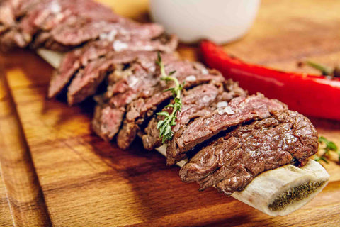 Bison Skirt Steak, 16 oz | Fresh