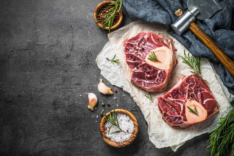 Bison Osso Bucco  |  Subscription
