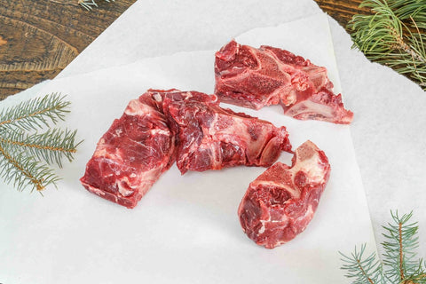 Rocky Mountain Elk Soup Bones, 2 lbs