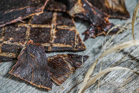Rocky Mountain Elk Jerky, 4 oz