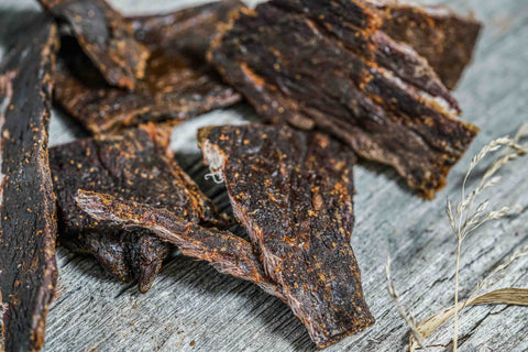 Bison Jerky  |  Subscription