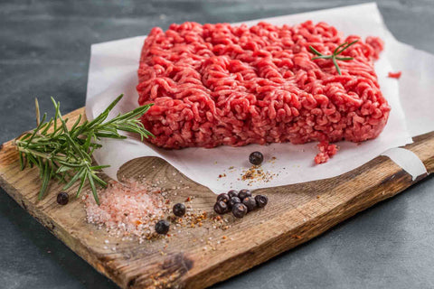 Beef Ground Round  |  Subscription