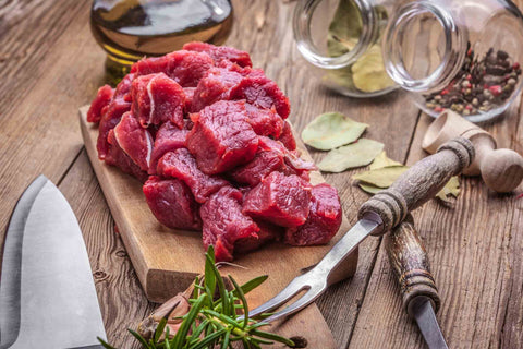 Beef Stew Meat  |  Subscription