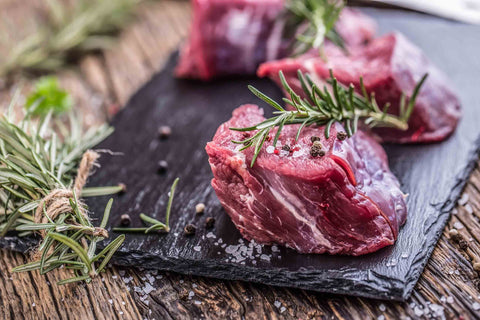 Rocky Mountain Elk Filet Mignon