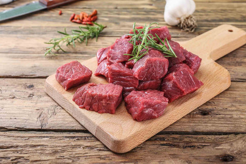 Rocky Mountain Elk Stew Meat, 1 lb