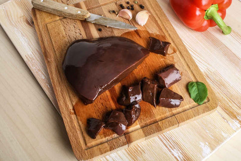 Rocky Mountain Elk Liver