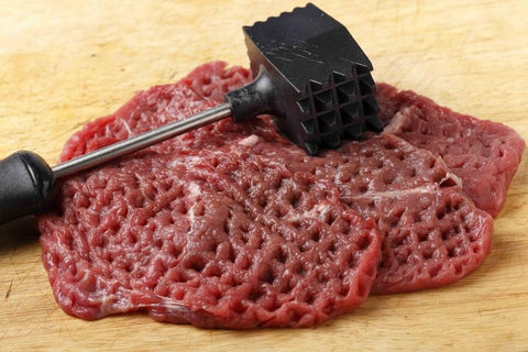 Beef Cube Steak, 16 oz