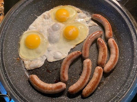 Bison Breakfast Links, 16 oz