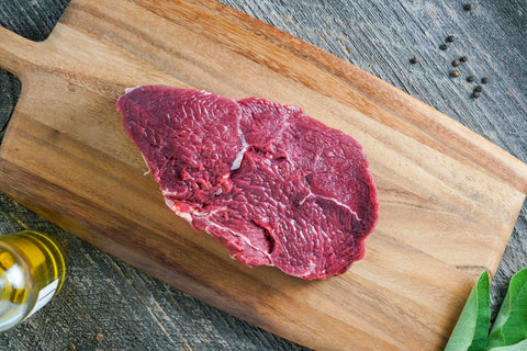 Bison Top Sirloin Steak | Fresh