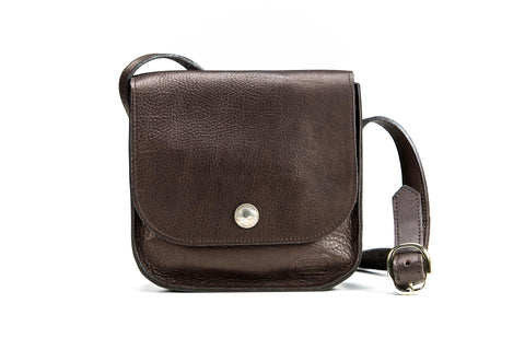 Bisonette Bison Leather Purse