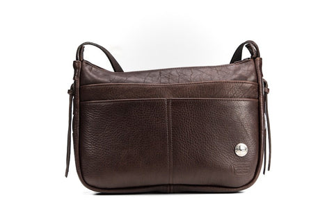 Dakota Bison Leather Purse