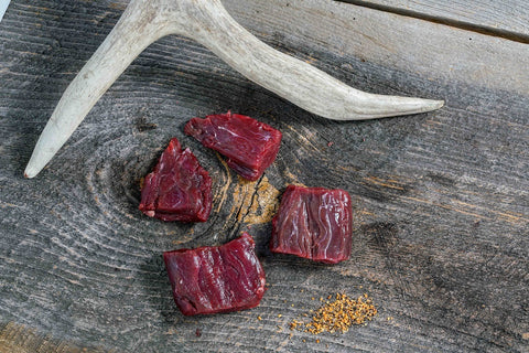 Rocky Mountain Elk Tenderloin Tips