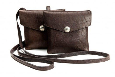 HMK Bison Leather Purse