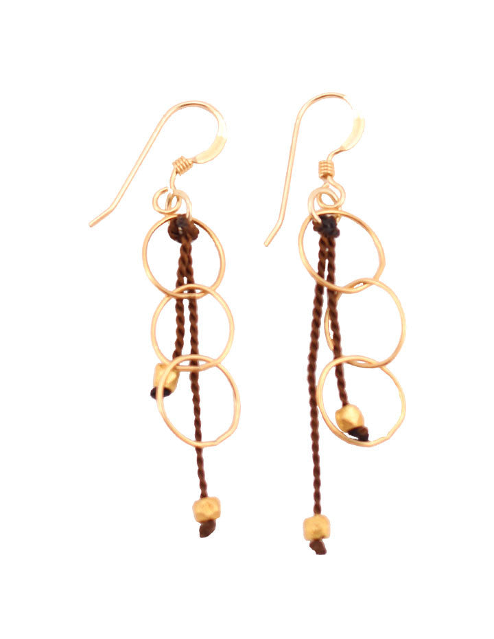 LINKED WITH LOVE EARRINGS